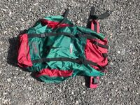 Discovery 100 'outbound' ruck sack