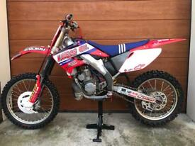 2002 Cr250 (Fully rebuilt engine)