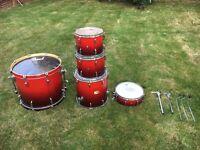 Pearl ELX Drum Kit