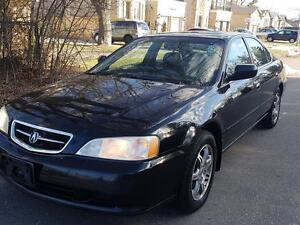 2000 Acura TL P.LEATHER HEATED SEATS ,P.SUNROOF