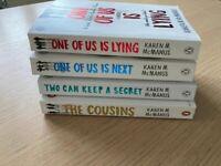 4 Karen McManus books