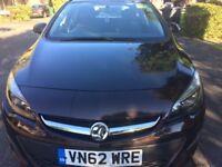 Taxi: 2013 reg Vauxhall Astra 1686cc Diesel Estate Nottingham City Council Plate