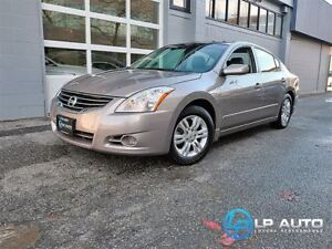 2012 Nissan Altima 2.5 S! Only 78000kms! Leather! Easy Approvals