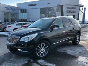 2013 Buick Enclave Leather, GPS, Dual sunroofs