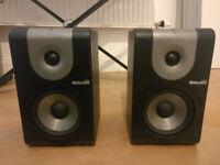 Alesis M1Active 520 Monitor Speakers (Pair)
