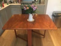 Mid Century Teak drop leaf Dining Table (G Plan style)
