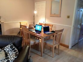 Office / Desk Space / Meeting Room Can be booked by the day £8 All Inclusive