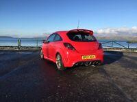 Vauxhall Corsa Vxr 1.6 turbo