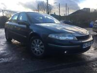 Renault Laguna 1.8 Privilege only 96,000 MILES MOT TILL 27th March 2018