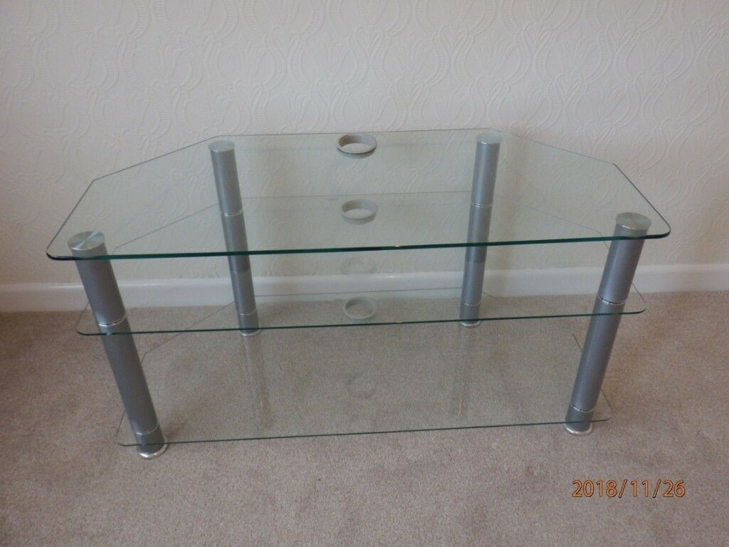 Lg Plasma 42 Inch Tv Stand Full Working Order With Remote Control Of Display In Hinckley Leicestershire Gumtree