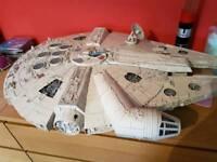 Star wars build the millennium falcon