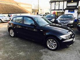 BMW 1 series 1.6 ES petrol full service history 98000 miles