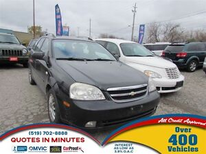 2007 Chevrolet Optra LT | ROOF| FRESH TRADE | AS IS