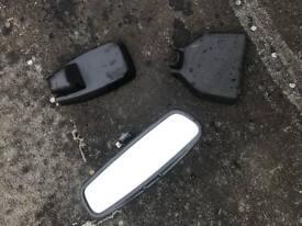 Ford Fiesta interior mirror