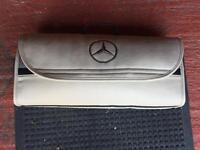Mercedes Benz logo boot tidy