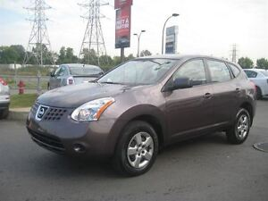 2009 Nissan Rogue S 2WD INSPECTION 155 POINTS