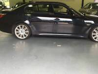 2008 BMW 520 D M SPORT,all major credit or debit cards accepted
