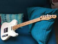 Fender Telecaster Arctic White Mexico Great Condition