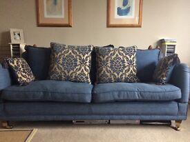 2 beautiful 3 seater Sofas.