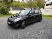 Last Chance for 59 PLATE Renault Grand Scenic 7 seats