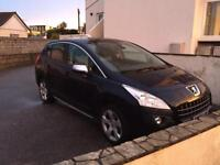 Peugeot 3008 1.6 HDi FAP Exclusive 5dr150