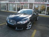 2009 Jaguar XF Supercharged+SV8+NAVI+ BACK UP CAMERA+BLIND SPOT