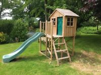 Lil Lodge Outdoor Playhouse