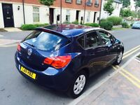 Hello I'm selling my Beautiful car Vauxhall Astra mk6 j 11 plat 1.6 engine Run & drive like dream