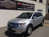 2013 Ford Edge SEL ALLOYS CAM LOADED (CERTIFIED)