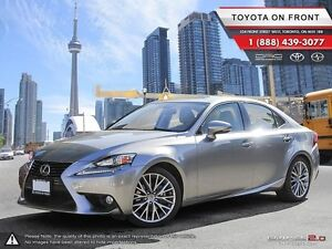 2014 Lexus IS 250 AWD Premium Package