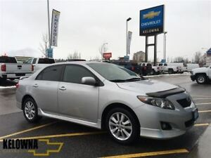 2010 Toyota Corolla | One Owner | Fuel Efficent