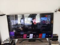 """BARGAIN! LG 75"""" 4K TV IMMACULATE CONDITION"""