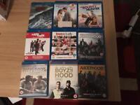Blu rays n dvds