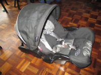 Graco baby car seat - from birth