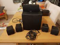 Yamaha Surround Sound Speakers (NS-SW280 Subwoofer)