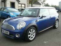 2009 Mini cooper clubman 1.6 diesel with only 67000 miles, motd may 2022