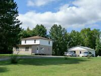 465' WATERFRONT-UPPER STURGEON RIVER & SEMI-PRIVATE LAKE