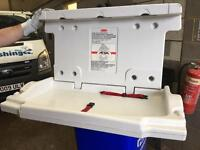 Baby changing unit commercial industrial