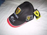 Ferrari Cap & Lanyard - Michael Schumacher