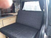 Vauxhall combo micro camper van