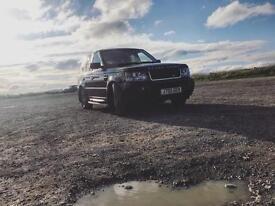Range Rover Sport SE - 2008 2.7L
