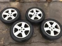 PEUGEOT 307 2004 16inch Alloys Wheels Rims