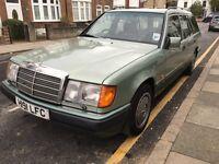 Mercedes e300 td diesel auto w124 classic Mercedes Qiuck sale