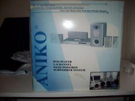 Home theatre speaker surround system