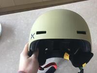 Anon snowboarding helmet