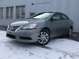 2013 Nissan Sentra SV, HEATED SEATS, BLUETOOTH, SUNROOF.