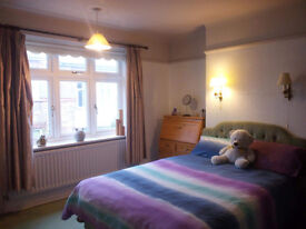 Nice single room in friendly, well-maintained Eastcliff house (5 mins to beach) - AVAILABLE SOON