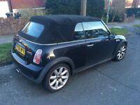 Mini Cooper S 2008 convertible *Sold for parts and spares*
