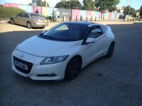 2012 HONDA CRZ HYBRID CAR WITH 12 MONTH MOT TAX