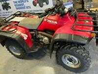 1996 Honda TRX 300fw 4x4 quad road legal low hours